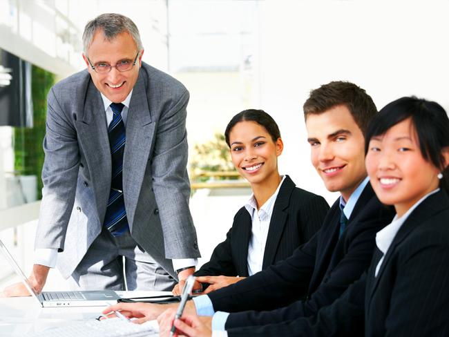 Building high performance team